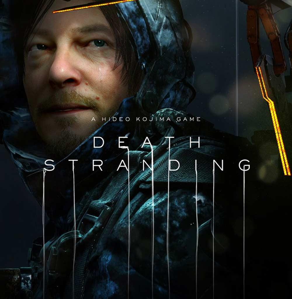 Dead Stranding