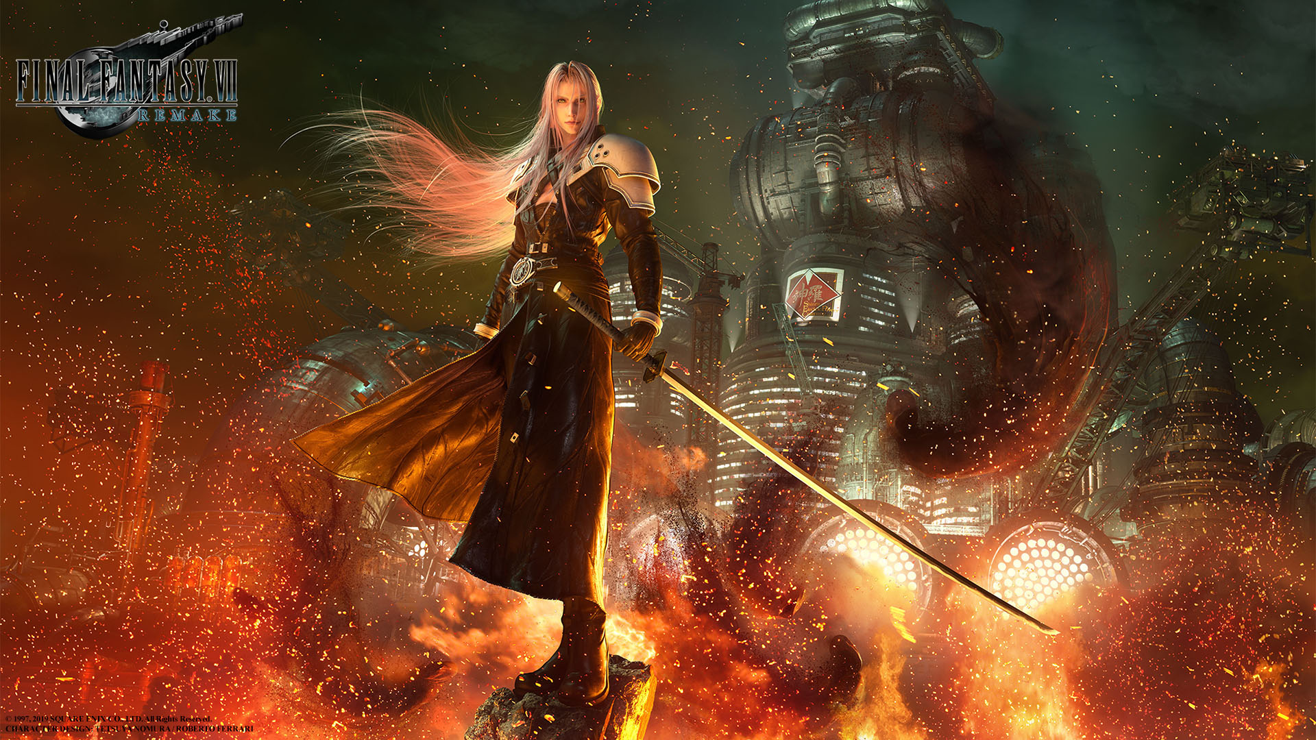 ¿Que trae Final Fantasy VII REMAKE ⁉️