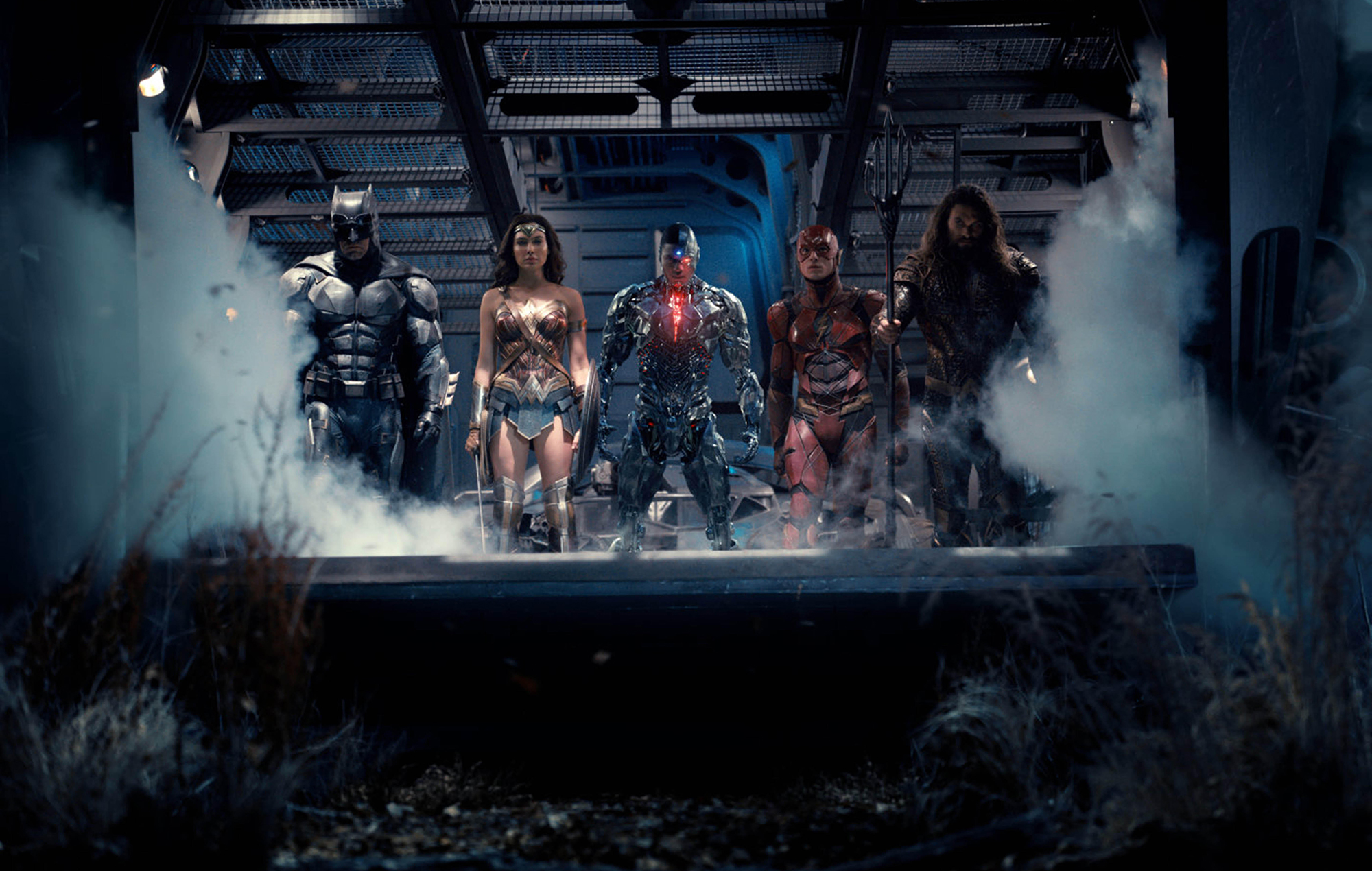 Nuevo teaser de «Snyder's Cut Justice League»