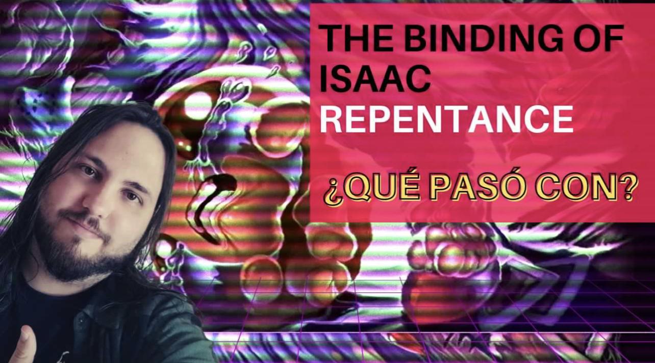 ¿Qué pasó con BINDING of ISAAC?