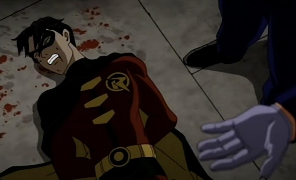 Joker Kill Robin