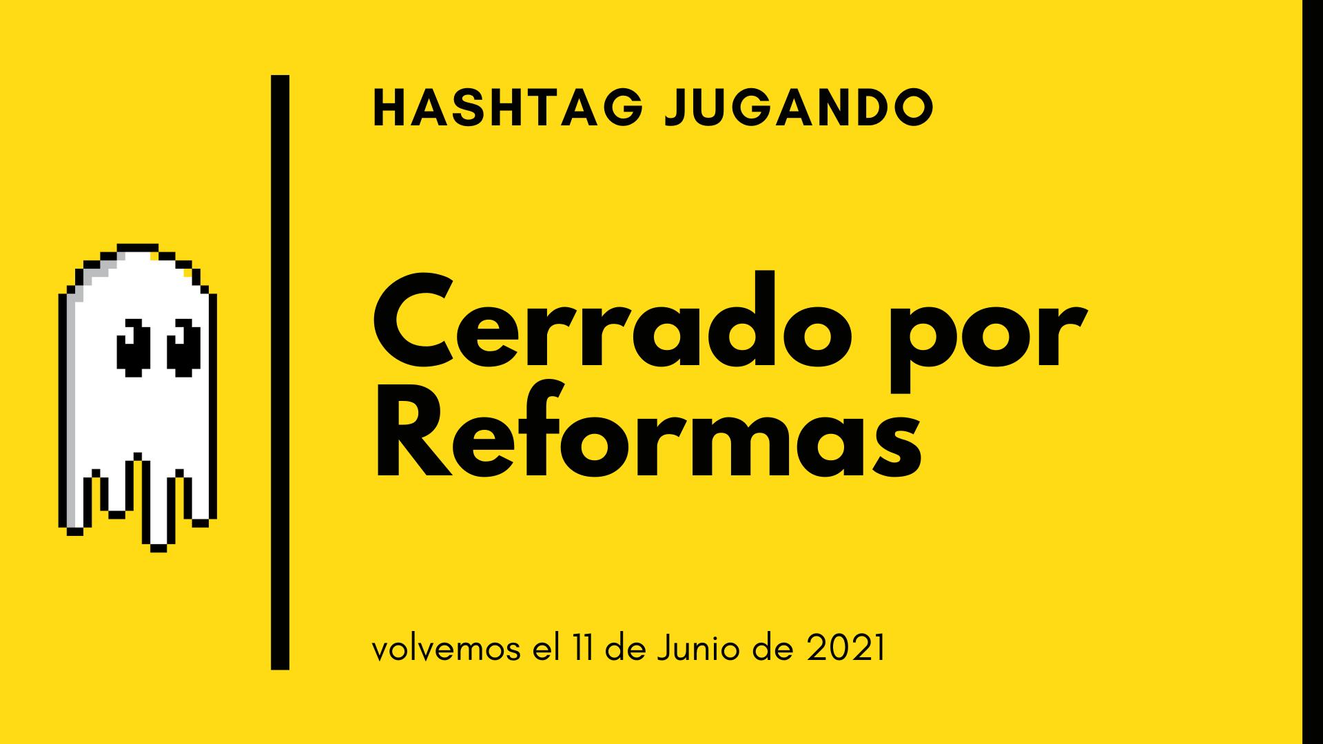 Cerrado por Reformas