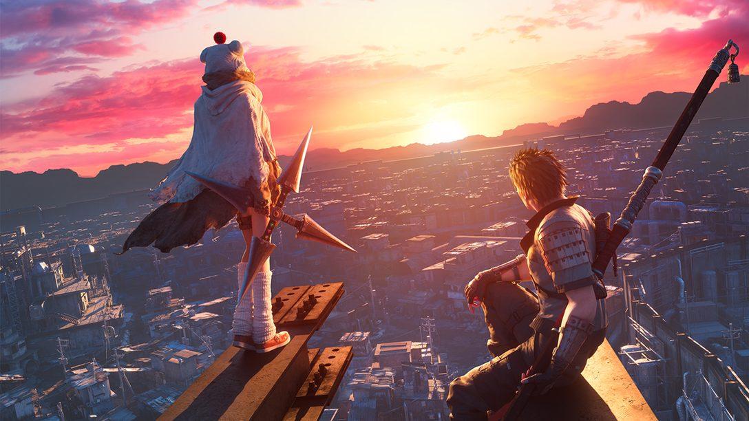 Final Fantasy 7 Remake Intermission
